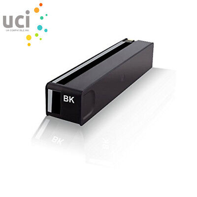 Black UCI® Ink Cartridge fits for HP 913A PageWide Pro 452dw 452dwt 477dw 477dwt