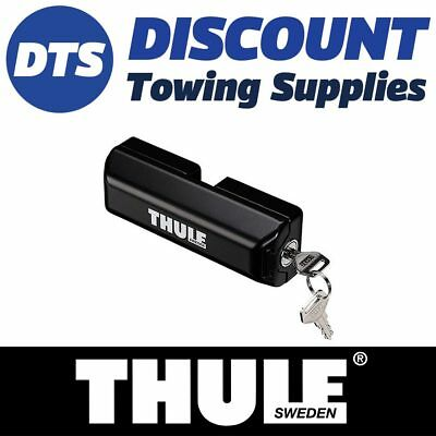 Thule Vw Crafter  Van Door High Security Dead Lock X1 Matched Keys