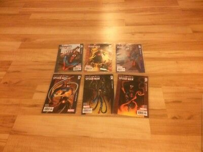 Ultimate Spider-Man: Hollywood (54-59)