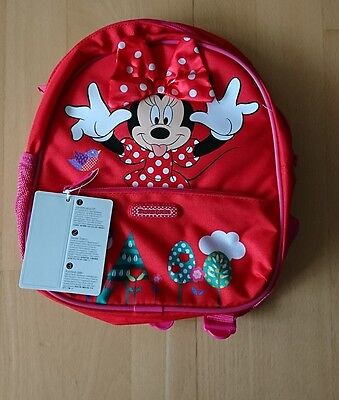 Minnie Mouse Rucksack OVP