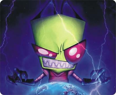 Hot Cartoon Invader Zim Desgin Anime Mouse Pad
