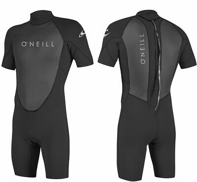 O'NEILL REACTOR II Shorty Spring Neoprenanzug 100% super Stretch Neopren