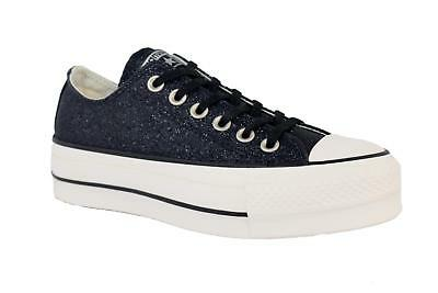 f0c27bafb5a01 Sneakers Converse All Star Chuck Taylor 561040C Da Donna In Glitter Di  Colore Ne