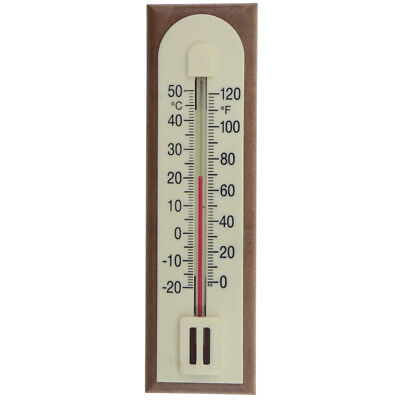 Wall Thermometer 150Mm For Indoor Outdoor Garden Greenhouse Room Home - In-015