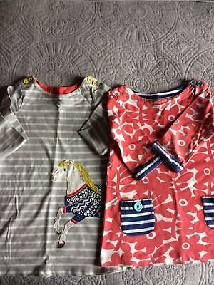 Mini Boden Tunic Dress Bundle Age 3-4