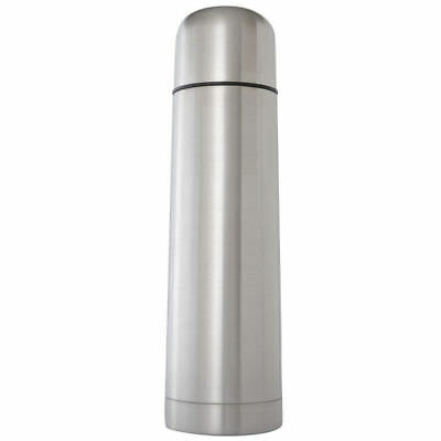 1L small bullet Thermos flask stainless steel vacuum unbreakable hot cold drink