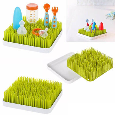 Boon Grass Baby Feeding Utensils & Bottle Drying Rack Kitchen Counter Drip Base