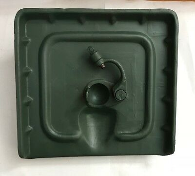 Reproduction steel 60mm mortar base plate