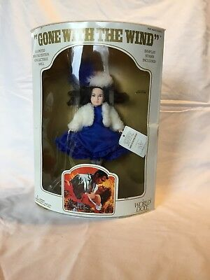 Gone With The Wind Bonnie Blue In Box By World Doll Limited Edition 1995