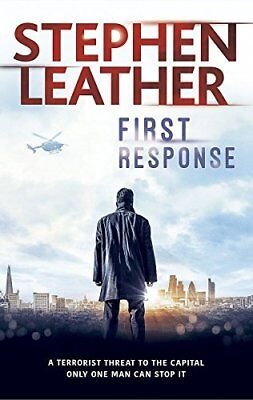 First Response by Stephen Leather New Paperback Book