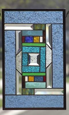 """Bubby ""Stained Glass Window Panel • Signed &Numbered"