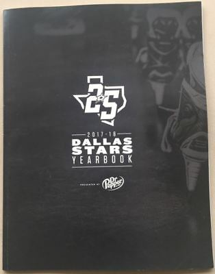 2017-2018 Dallas Stars Team Yearbook Nhl Stanley Cup Finals Nhl Hall Of Fame