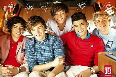 One Direction : Single Cover - Maxi Poster 61cm x 91.5cm (new & sealed)