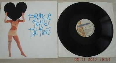 "12"" Maxi Single Prince - Sign 'o' The Times - Germany 1987"