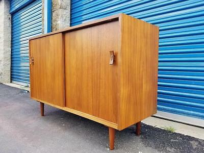 Mid Century Modern Stanley Young for Glenn of California Sideboard Credenza 50s