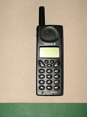 Vintage ERICSSON GH688 Collectible Cell phone Mobile phone
