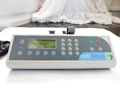 Graseby 3500 Anaesthesia Syringe Infusion Pump Driver Medical Administration Uk