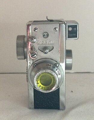 Vintage Steky lll Subminiature Camera