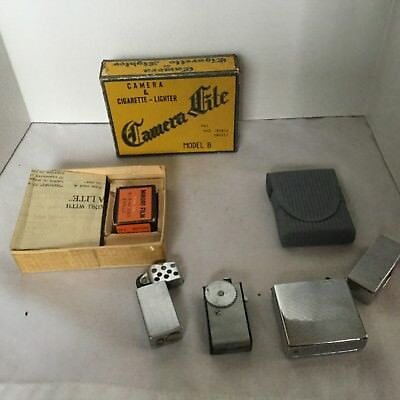 Vintage Rare Camera Lite Spy Camera In Box
