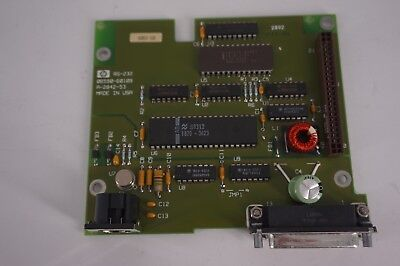 Agilent 08590-60109 RS-232 Board Assembly