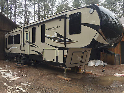 2017 Montana High Country 5th wheel