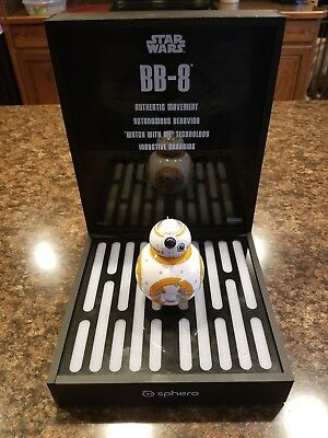 Sphero BB-8 Display - Rare Star Wars Marketing - In Good Shape (See Pictures)