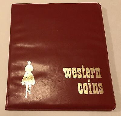 Book Of 12 Tokens Of Rare Old West Coins That Aren't The Real Thing