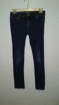 Nice girls size 12 old navy skinny jeans In E.U.C Free shipping