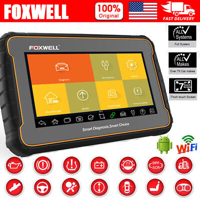 LAUNCH CR619 AIRBAG ABS Diagnostic Tool Full OBDII function