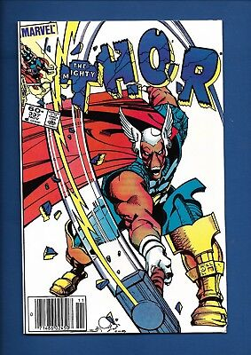 The Mighty Thor #337 Marvel 1983 1St Appearance Of Beta Ray Bill Newsstand