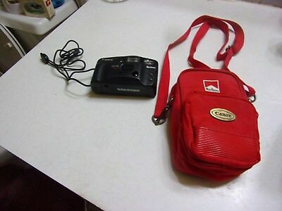 Marlboro Canon Camera and Case