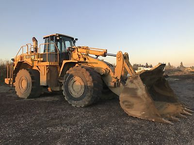 2011 Caterpillar 988H Wheel Loader Wheel Loaders