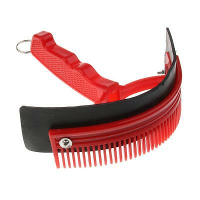 Horse Sweat Scraper Brush for Horse Mare Pony Animal Caring and Grooming
