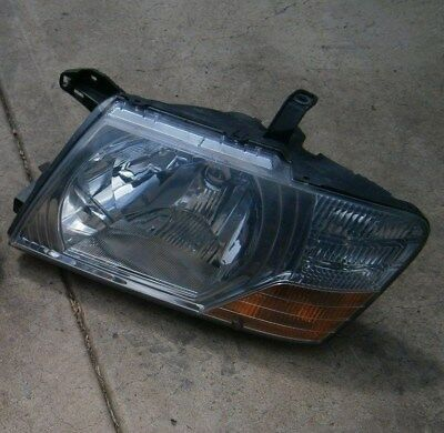 Mitsubishi Pajero NP Model Right & Left Hand Headlights (Both Sides Available)