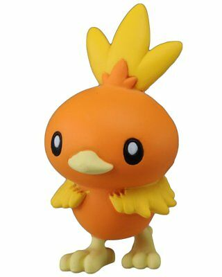 Takaratomy Official Pokemon X and Y MC-057 Torchic Action Figure Japan Import
