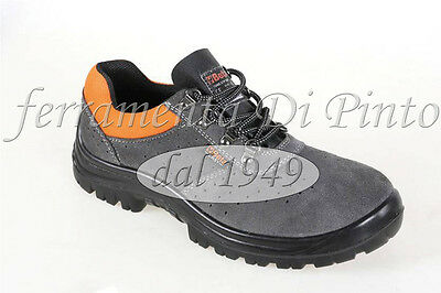 Safety Shoes Italy Work Low N 39 - 46 Tip Foil Beta 7246