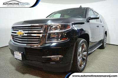 Suburban LTZ 4WD with Sun, Entertainment & Destinations Pac