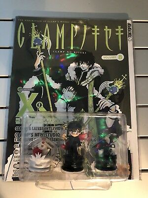 CLAMP No Kiseki Collectible Chess Pieces Volume 8(Pen Marking) NEW