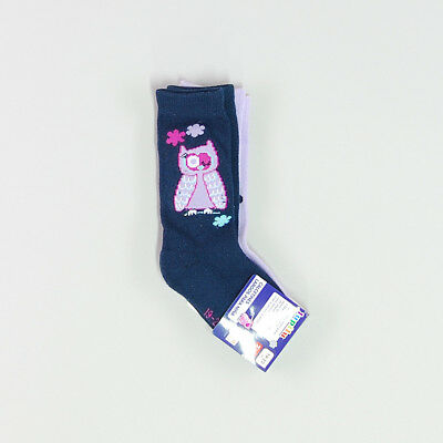 Pack 2 calcetines color Azul marca Lupilu 9 Meses