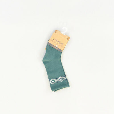 Calcetines color Verde marca Mayoral 18 Meses