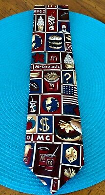 """*1994 MCDONALD'S COLLECTION*-Big Mac, Fries, McNuggets, Apple Pie, Ronald-""""NEW"""""""