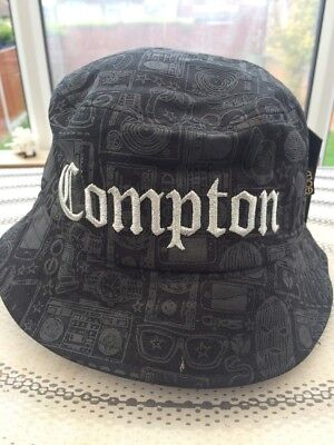 GOLD COMPTON BUCKET Hat Ltd Edition Skateboard Apparel - £0.99 ... d6e64b63b4d