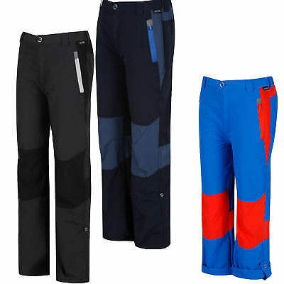 Regatta Sorcer Mountain III Kids Trousers Girls Boys Walking Pants