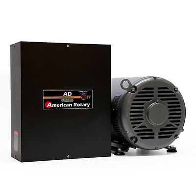 American Rotary AD75   75HP 240V Wall Mount AD Series Rotary Phase Converter