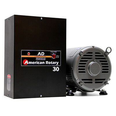 American Rotary AD30 | 30HP 240V Wall Mount AD Series Rotary Phase Converter