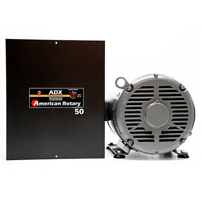 American Rotary ADX50   50HP 240V Wall Mount ADX Series Rotary Phase Converter