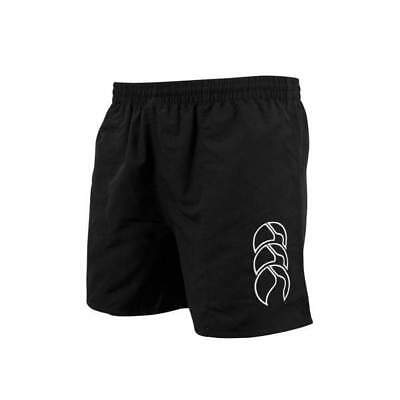 NEW Canterbury Men's Black Tactic Rugby Shorts