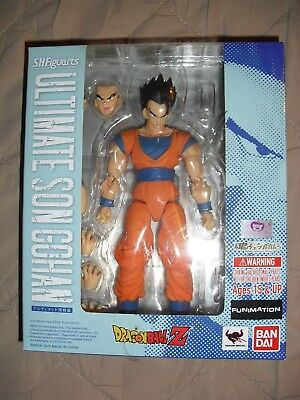 ultimate son gohan sh figuarts banda dragon ball z tamashii nations nib toy