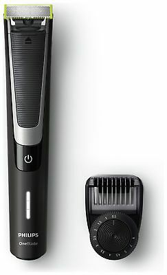 Philips Wet and Dry OneBlade Pro Cordless Trim, Edge and Shave QP6510 - Argos