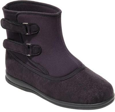 Cosyfeet Extra Roomy Pixie Boots 3 Colours 6E Fitting UK Sizes Available